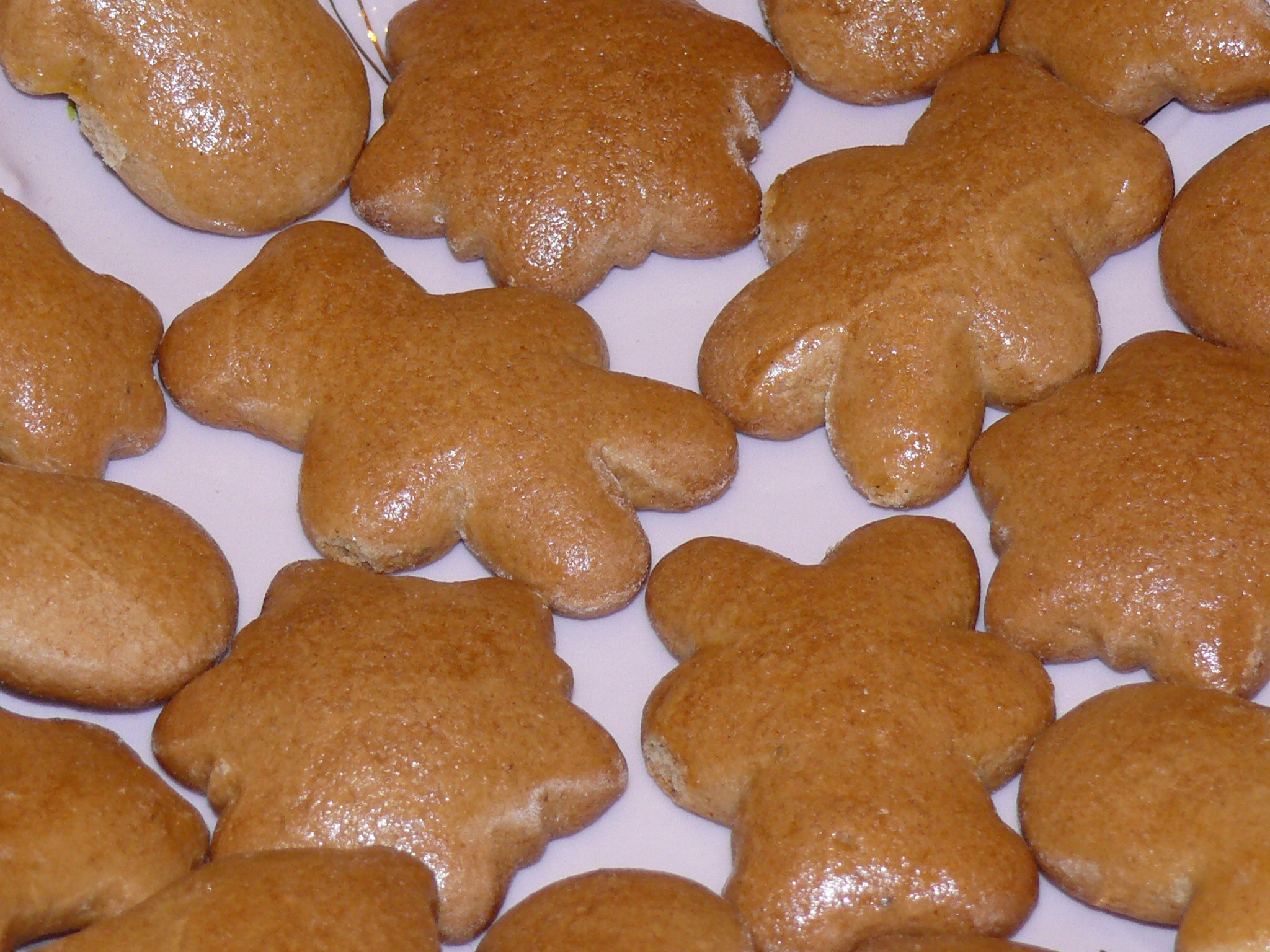 Gingerbread Cookies Without Ginger Central European Cooking